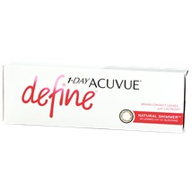 1-DAY ACUVUE DEFINE 30pk contacts