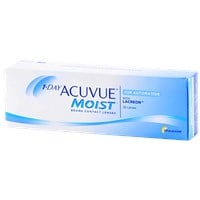 1-DAY ACUVUE MOIST for ASTIGMATISM 30 Pack contacts