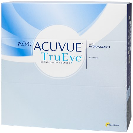 Acuvue 1-DAY ACUVUE TruEye 90pk contacts