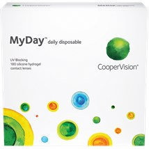 MyDay daily disposable 180 pack contact lenses