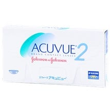 ACUVUE 2 contacts
