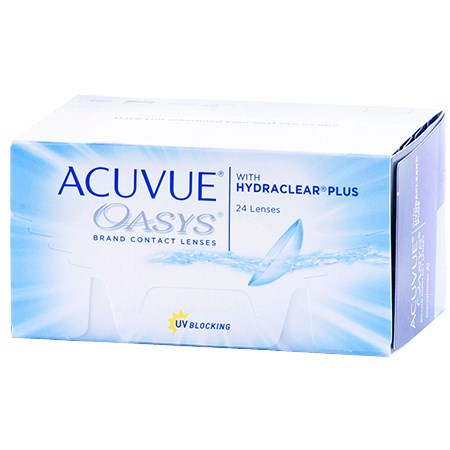 ACUVUE OASYS 2-Week 24 Pack contacts