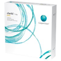 Clariti 1-day Toric 90-pack contacts