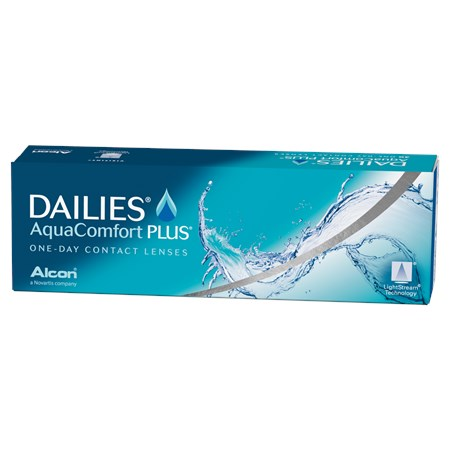 DAILIES AquaComfort Plus 30pk contacts