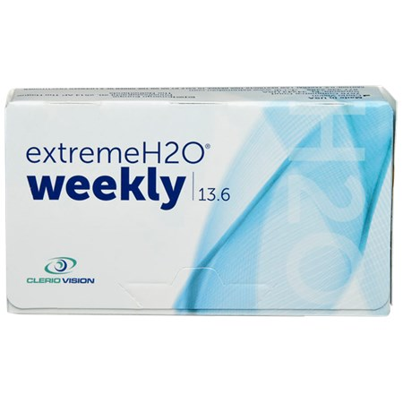 Extreme H2O Weekly 12pk contacts