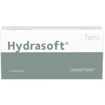 Hydrasoft Toric Thin 3pk contacts