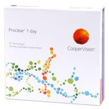 Proclear 1 day 90 pack contacts