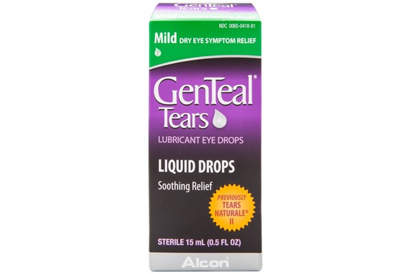 GenTeal Tears Mild Lubricant Eye Drops (.5 fl. oz.) DryRedEyeTreatments