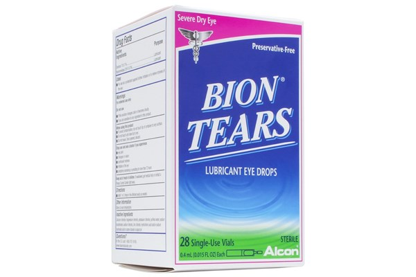Alcon Bion Tears Lubricant Eye Drops (28 ct.) DryRedEyeTreatments