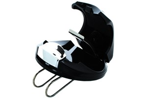 Click to swap image to alternate 1 - Amcon Glasses Visor Clip OtherEyecareProducts - Black