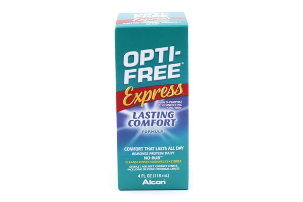 Opti-Free Express Multi-Purpose Solution (4 fl. oz.) SolutionsCleaners