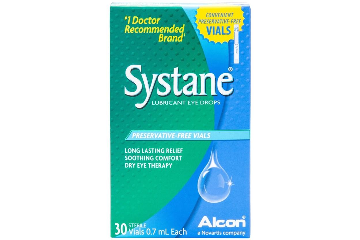 Systane Preservative Free Drops 30ct DryRedEyeTreatments