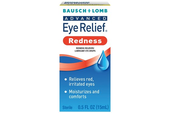 Bausch and Lomb Advanced Eye Relief Redness Instant Relief  Eye Drops (.5 fl oz) DryRedEyeTreatments
