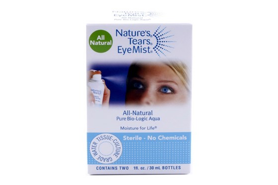 Nature's Tears Mist Twin Pack DryRedEyeTreatments