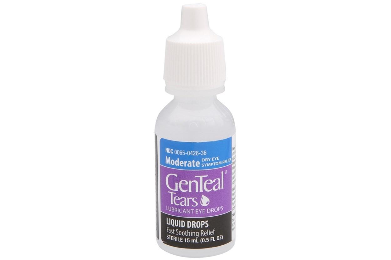 Alternate Image 1 - GenTeal Tears Moderate Dry Eye Symptom Relief (.5 fl. oz.) DryRedEyeTreatments