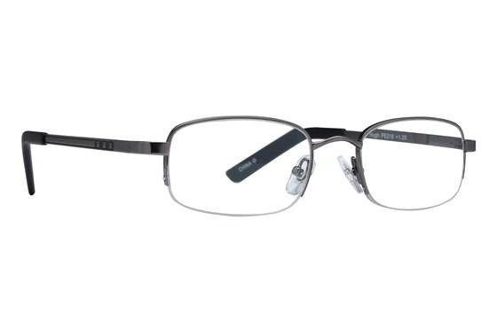Private Eyes Hugh Reading Glasses ReadingGlasses - Gray
