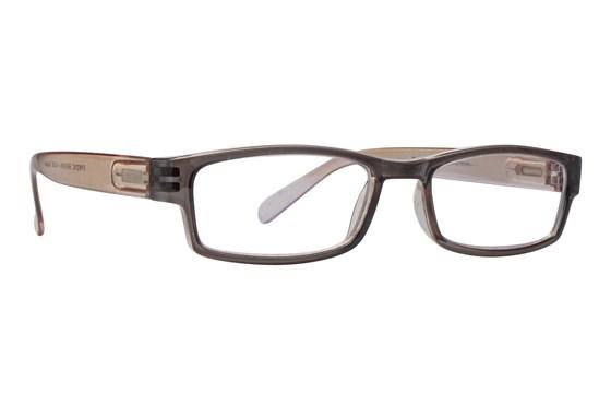 Evolutioneyes E-Specs Computer Glasses EY8324C ReadingGlasses - Brown