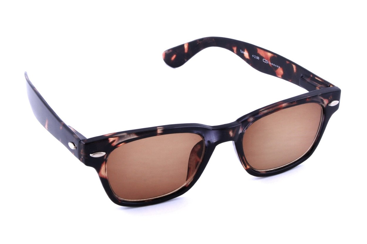Peepers Clark Kent Solar Reading Sunglasses  - Tortoise