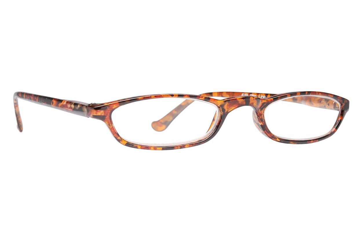 Peepers Skinny Mini Reading Glasses  - Tortoise