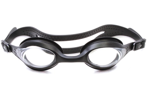 Splaqua Clear Prescription Swimming Goggles SwimmingGoggles - Black