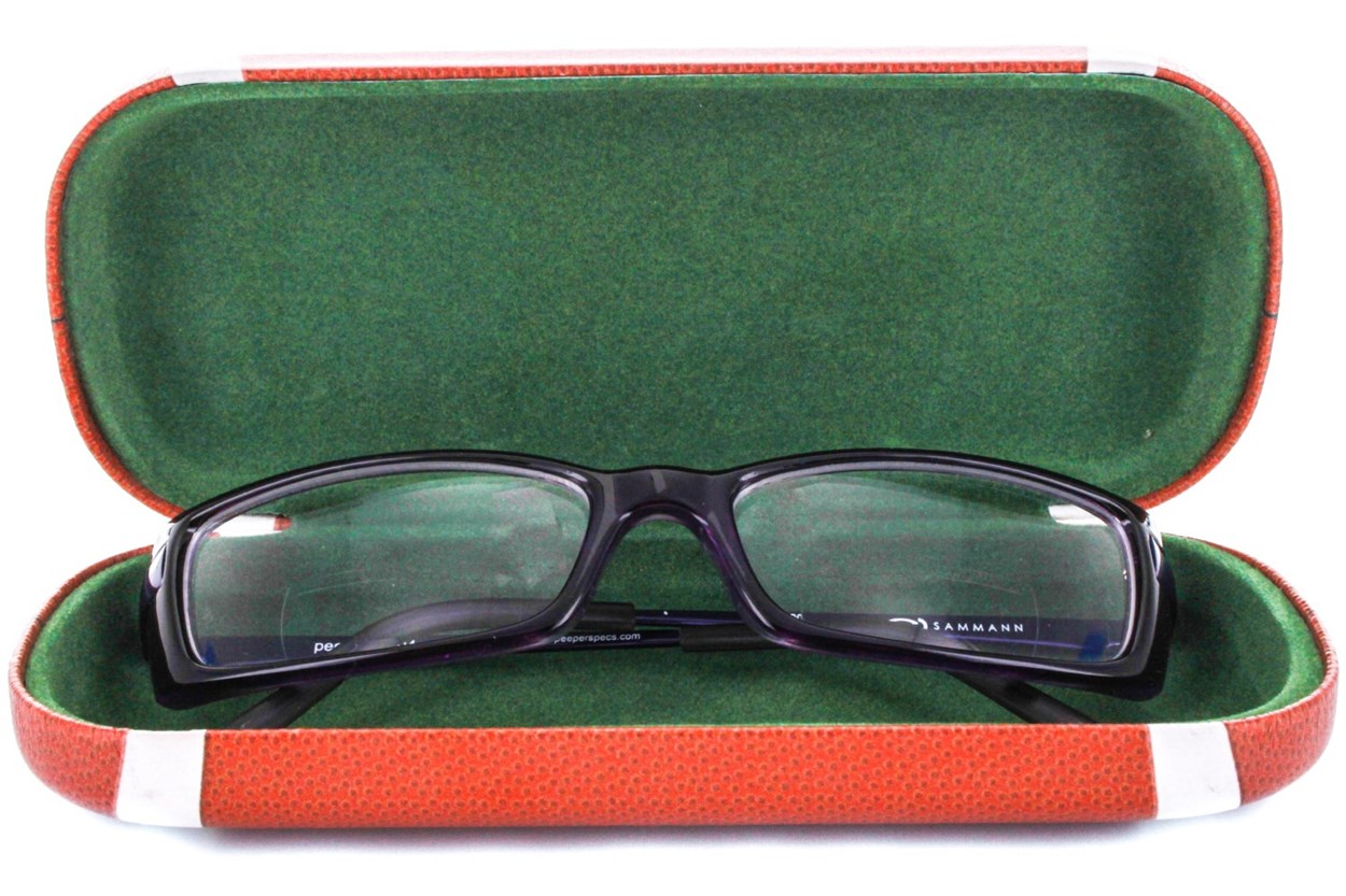 Alternate Image 1 - CalOptix Children's Sports Eyeglass Case GlassesCases - Brown
