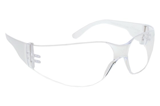Amcon Starlite - SM Safety Glasses - Clear ProtectiveEyewear - Clear