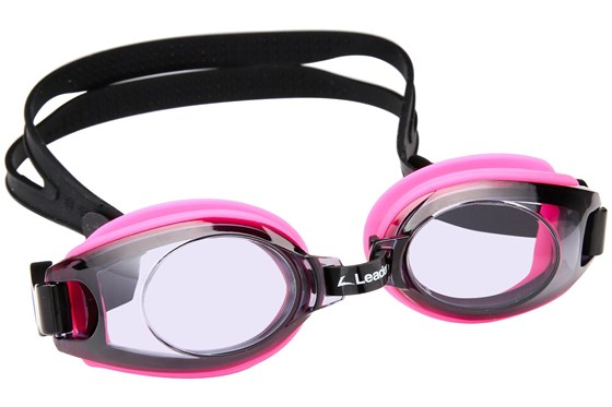 Hilco (Z Leader) Children's Prescription Swimming Goggles SwimmingGoggles - Pink