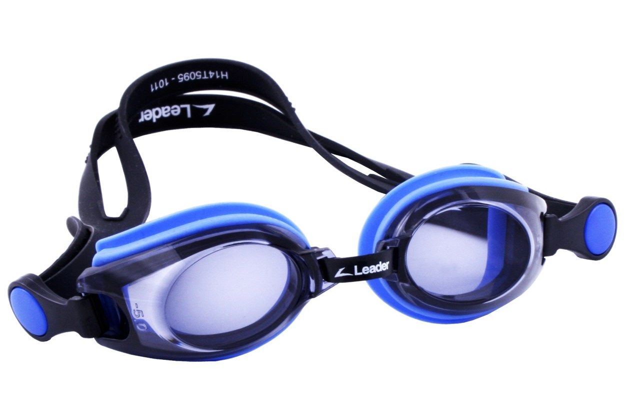 Hilco (Z Leader) Children's Prescription Swimming Goggles SwimmingGoggles - Blue