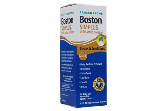 Boston Simplus Multi-Action Solution (3.5 fl oz) SolutionsCleaners