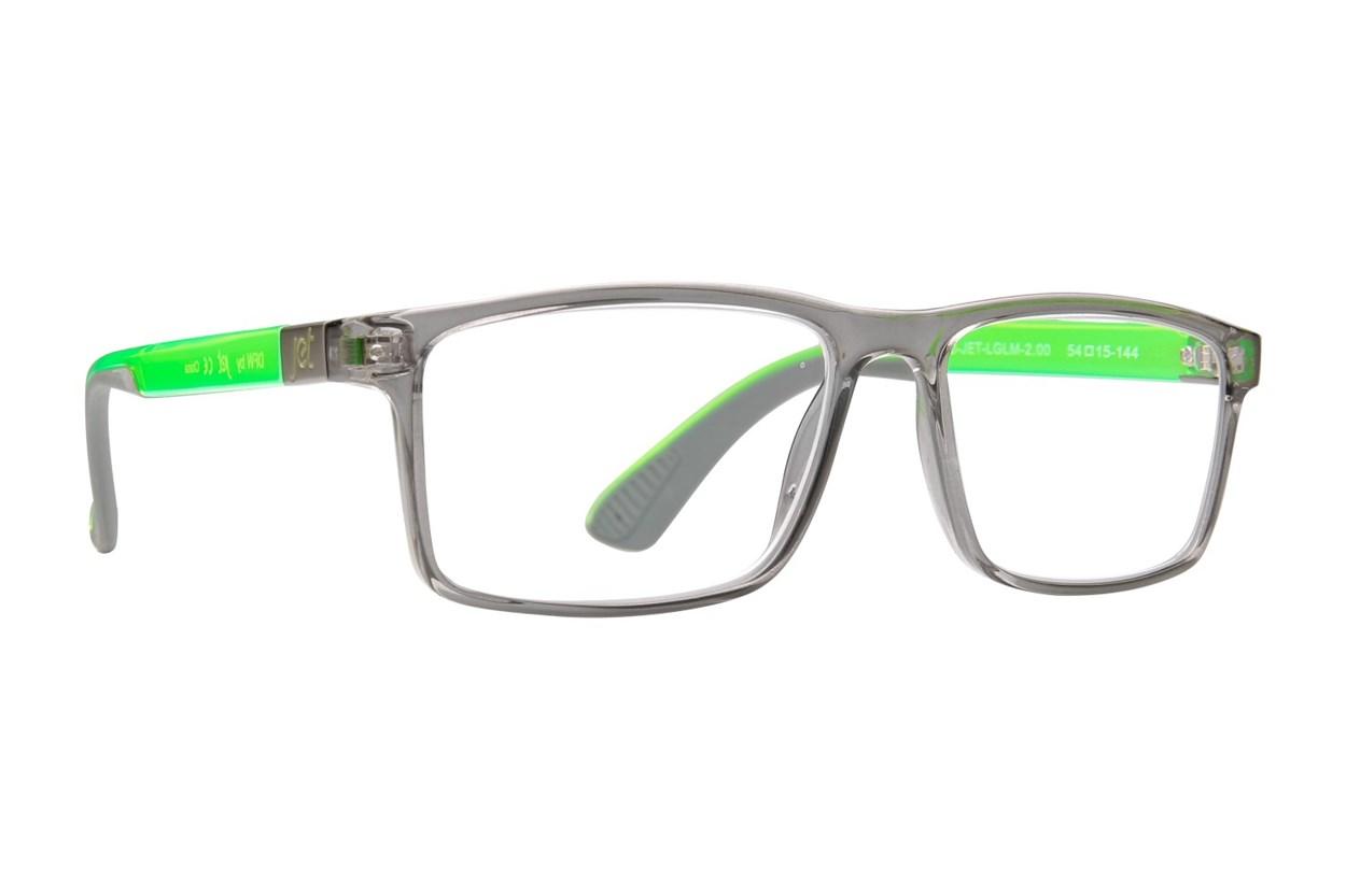 Jet Readers DFW Reading Glasses ReadingGlasses - Gray