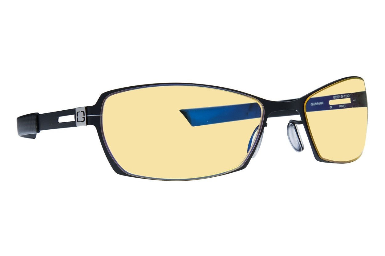 Gunnar Scope Gaming Glasses ComputerVisionAides - Black