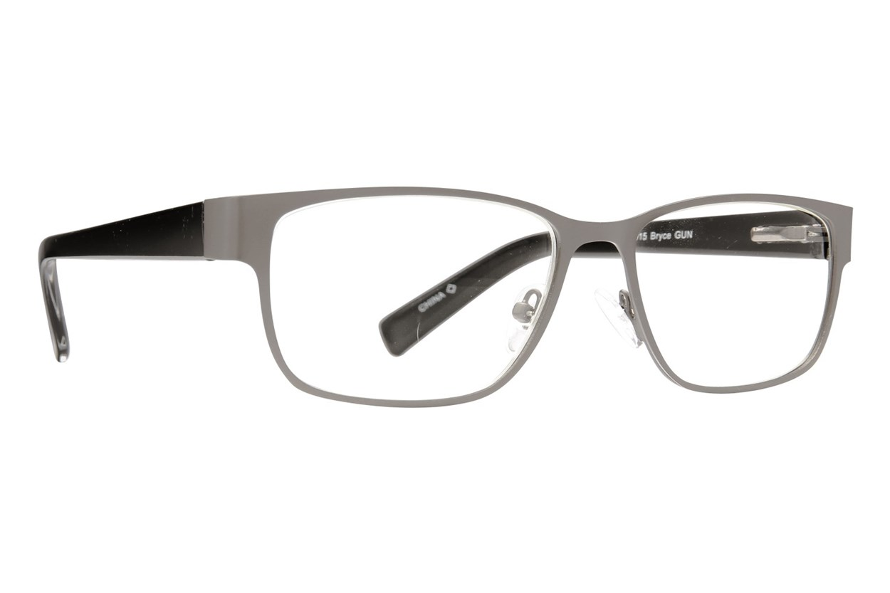 Foster Grant Bryce Reading Glasses  - Gray