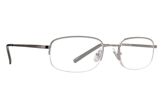 Foster Grant HF11 Reading Glasses ReadingGlasses - Gray