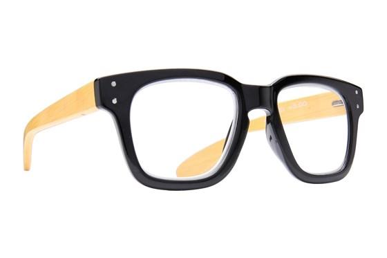 Peepers Coffee Shop ReadingGlasses - Black