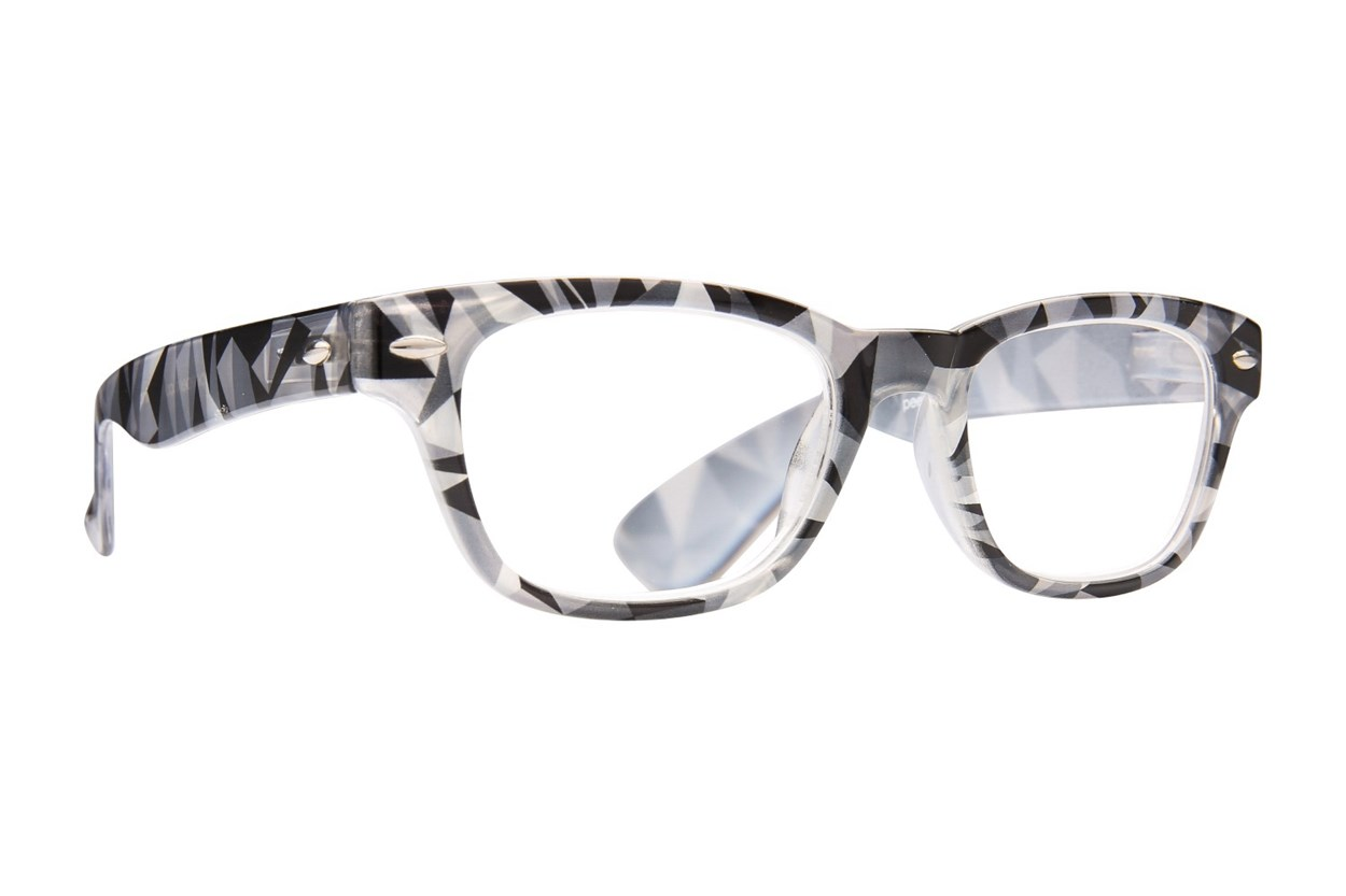 Peepers Pastiche  - Black
