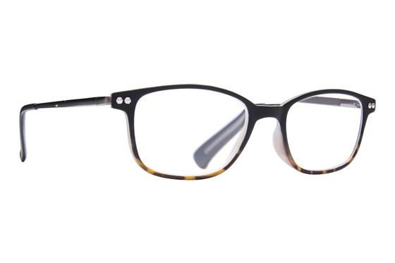 Peepers Brooklyn Bridge ReadingGlasses - Black