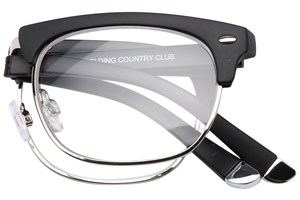 Click to swap image to alternate 1 - Eyefolds The Country Club Reader ReadingGlasses - Black