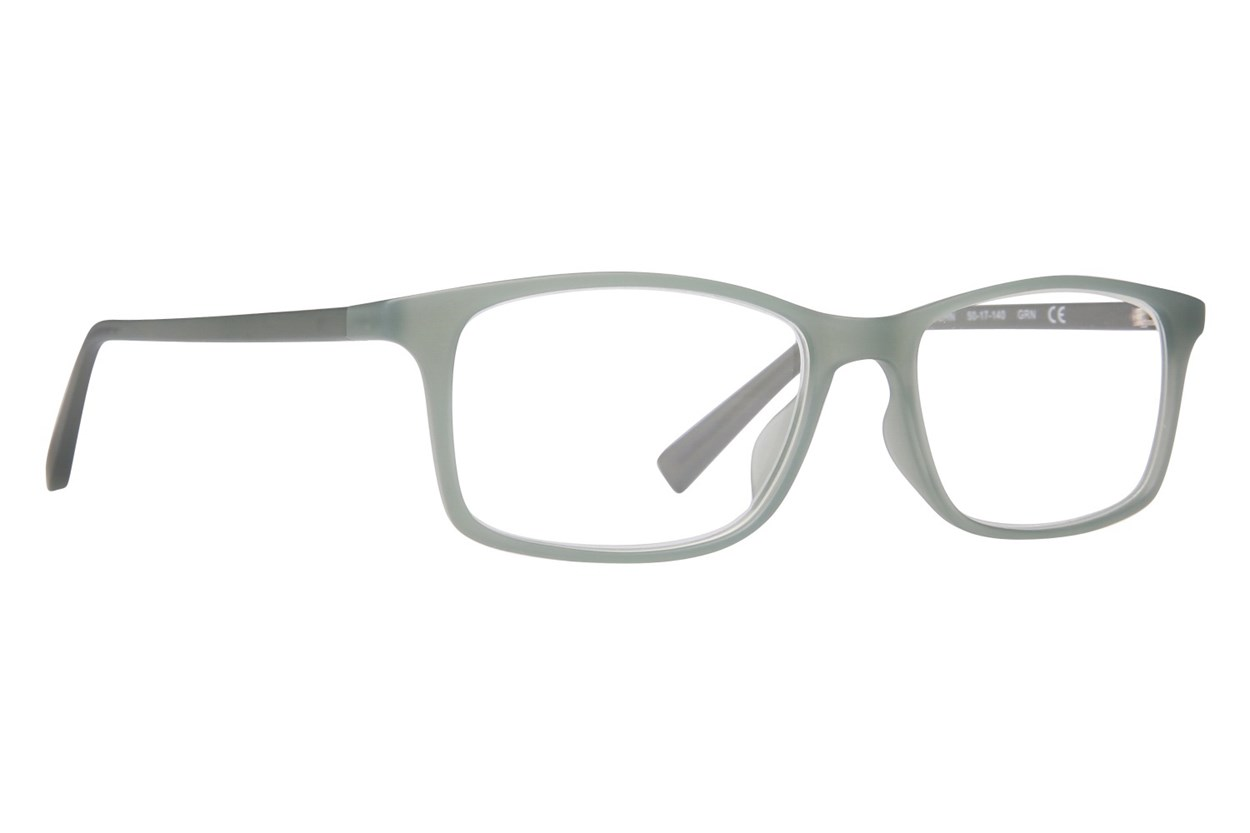 Conscious Eyez John Reading Glasses  - Green