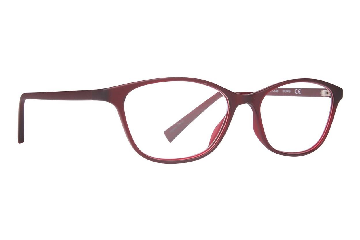 Conscious Eyez Louisa Reading Glasses  - Red