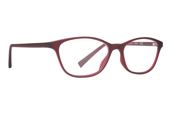 Conscious Eyez Louisa Reading Glasses ReadingGlasses - Red