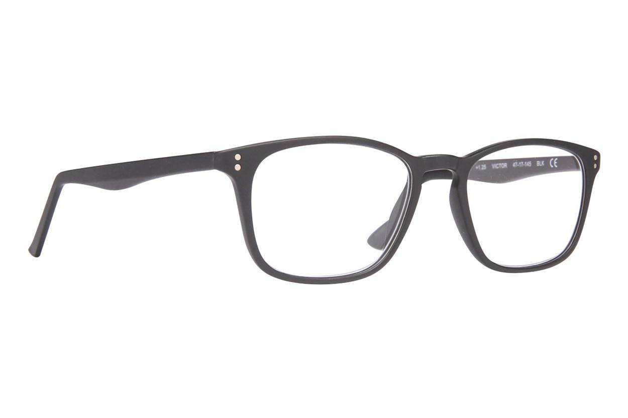Conscious Eyez Victor Reading Glasses  - Black