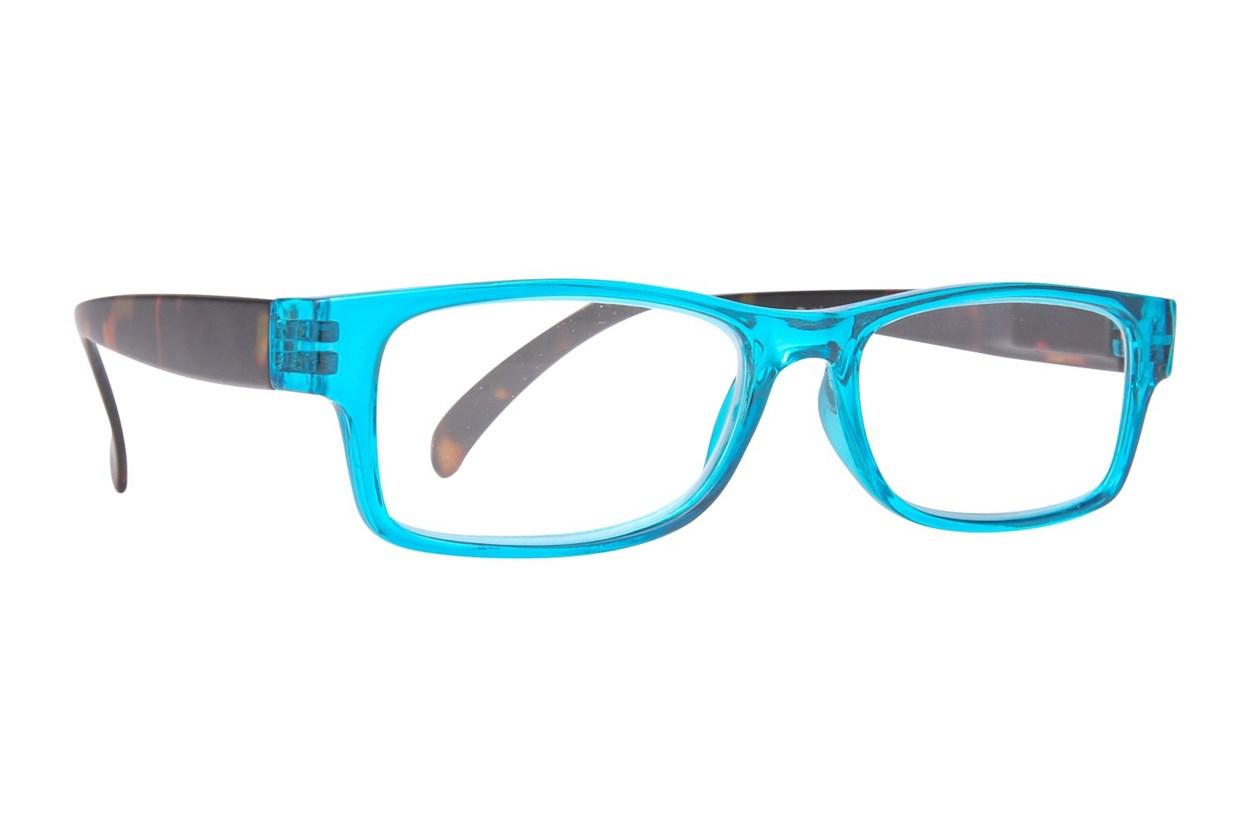 Evolutioneyes EY8354Z Reading Glasses  - Turquoise