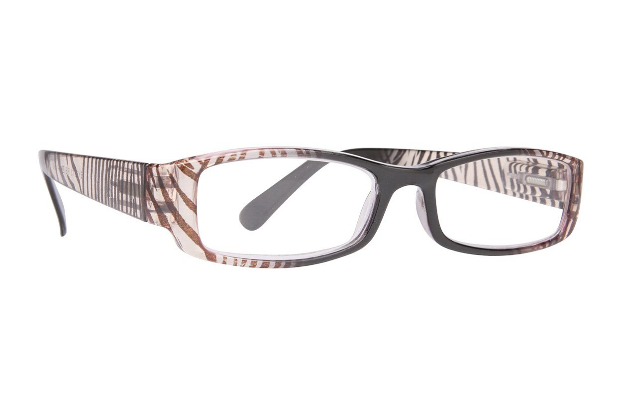 Evolutioneyes EY8512 Reading Glasses ReadingGlasses - Brown