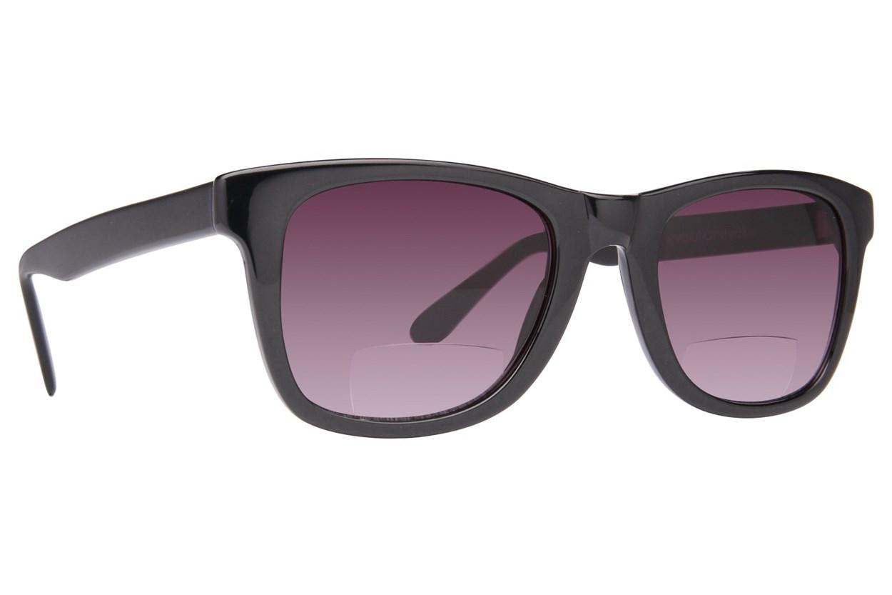 Evolutioneyes TR09221KSR Reading Sunglasses  - Black