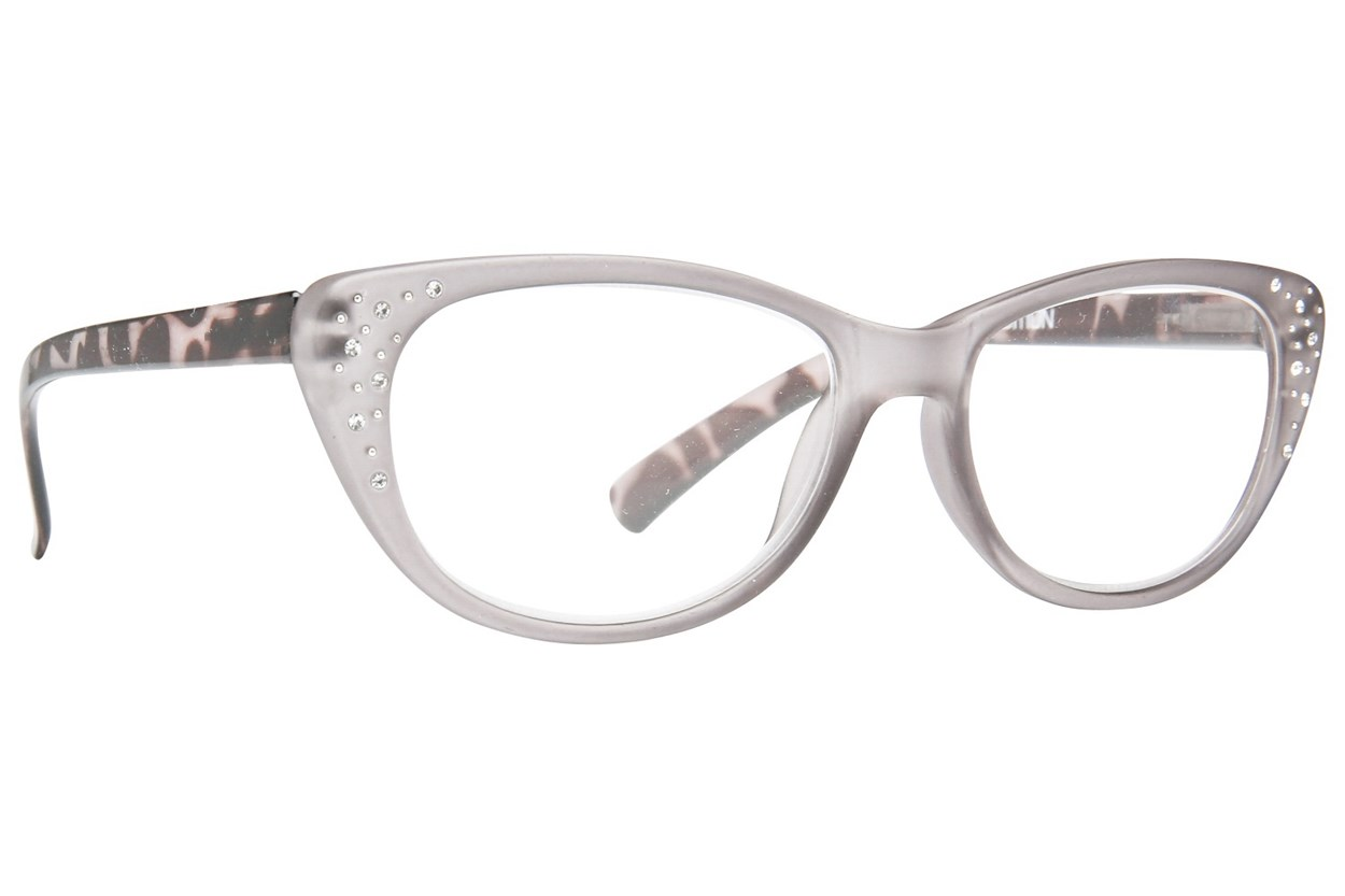 Max Edition MER5 Reading Glasses  - Gray