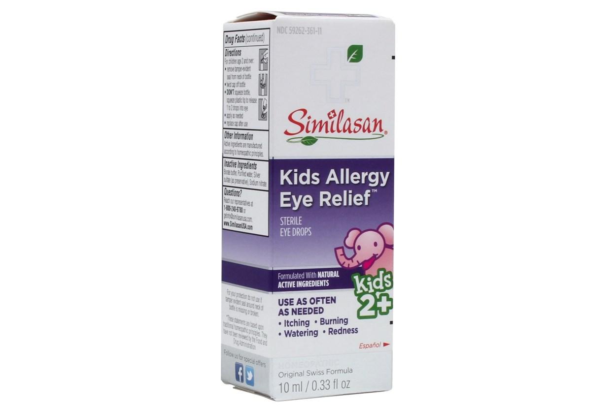 Similasan Kids Allergy Eye Relief (.33 fl oz) DryRedEyeTreatments