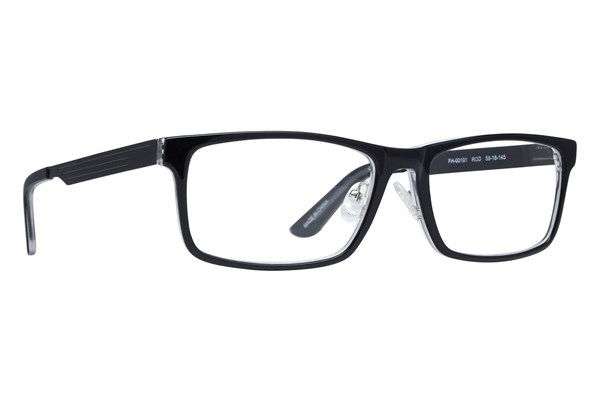 Fatheadz Rod Reading Glasses ReadingGlasses - Black
