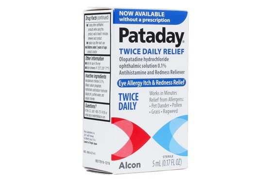 Alcon Pataday® Twice Daily Relief 5ml DryRedEyeTreatments