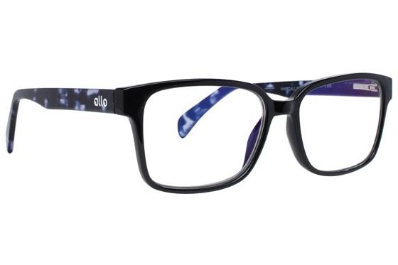 allo What Reading Glasses ReadingGlasses - Black