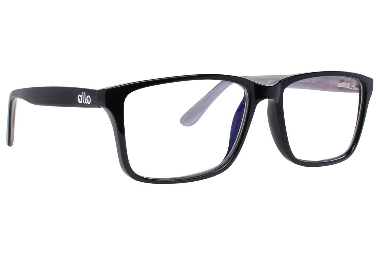 allo Howdy Reading Glasses  - Black
